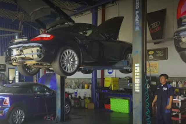 los angeles pre purchase used porsche inspection