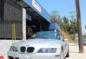 bmw mechanic los angeles