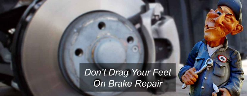 Car Brake Service and Repair in Los Angeles