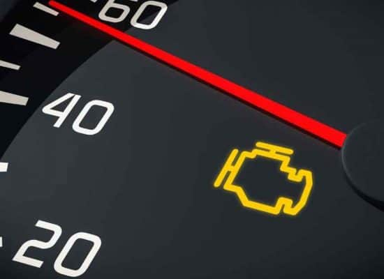 Mercedes Benz Check Engine Light